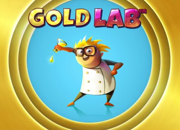 Gold Lab slot machine Quickspin